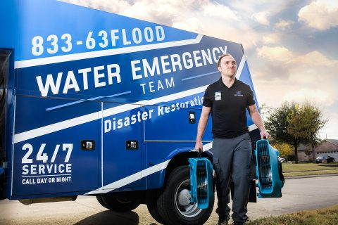 Water Removal Water Damage Restoration Company